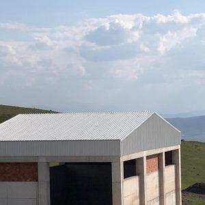 Çatı ve Cephe Sandviç Panel Uygulamaları